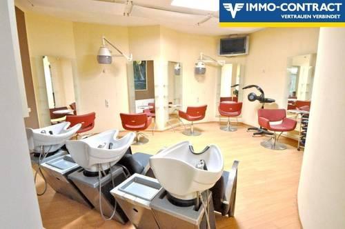 Friseurgeschäft - Damen und Herren voll eingerichtet - Auch einzelne Stuhlmiete möglich!