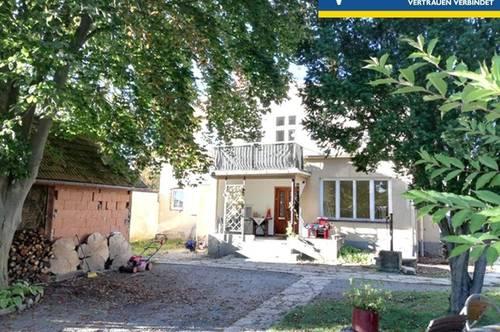 Stadtvilla mit Historie in sonniger Lage