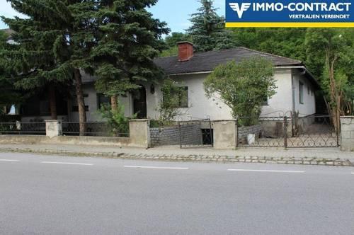 Gasthaus mit Wohnungen, Restaurant und Kegelbahn teils noch Rohbau und Einfamilienhaus