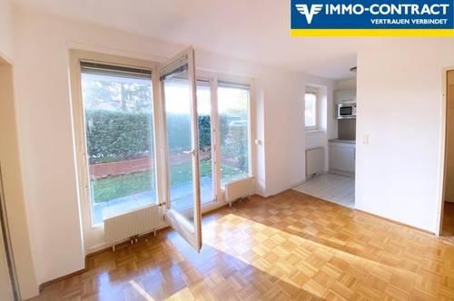 MIETANBOT ANGENOMMEN I GARTEN  2-Zimmer Wohnung  I Gersthof