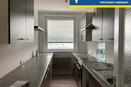 3 Zimmerwohnung mit 2 Balkons, Miete inkl. Heizungskosten