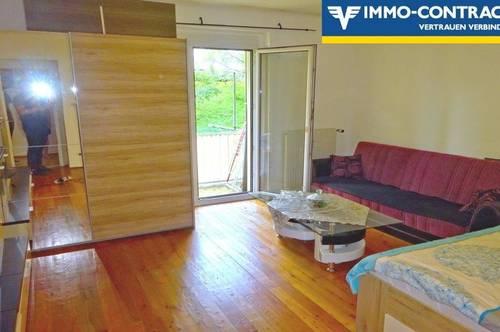 Renovierungsbedürftige Zweizimmerwohnung
