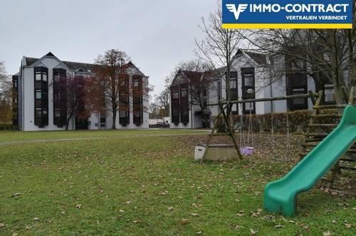 Schöner Blick: Loggiaeigentum im letzen Stock, Eigengarten möglich