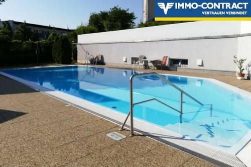 Gemütliche Maisonettenwohnung  mit Swimmingpool in der Anlage