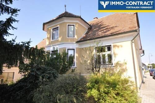 Großzügige Villa mit Flair und Garten - Zentrale Lage