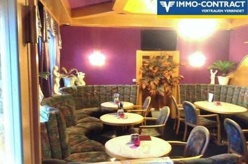 Nachtclub-Bar-Café - Top ausgestattet in zentraler Lage mit Parkplatz im uneinsehbaren Hof