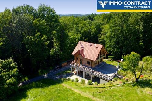 ALLEINLAGE! Hochwertiges Holzhaus, neu aufgebaut auf kernsaniertem Kellerstöckl in den Weinbergen, wartet auf Ihren letzten Schliff
