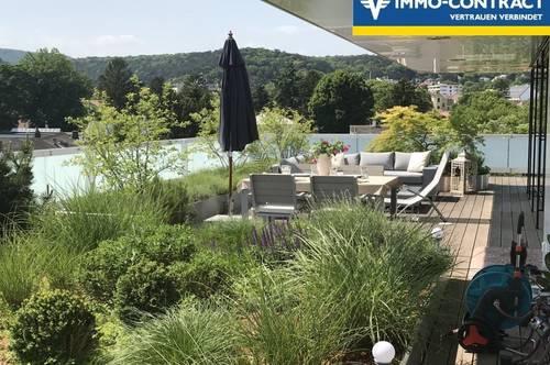 Penthouse mit wunderbarer Terrasse und Traum-Panoramablick