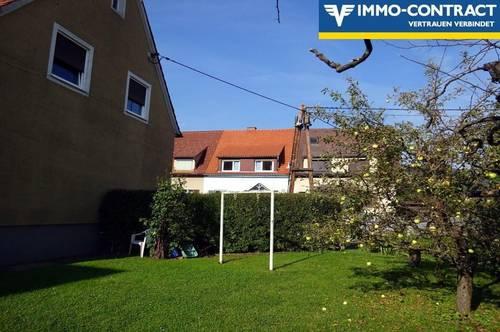 Doppelhaushälfte mit geschütztem Garten in ruhiger Lage und Top Infrastruktur
