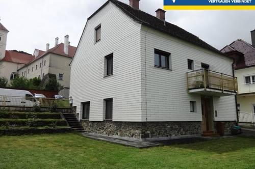 Historische Burgstadt Güssing - Wohnhaus in zentraler Lage