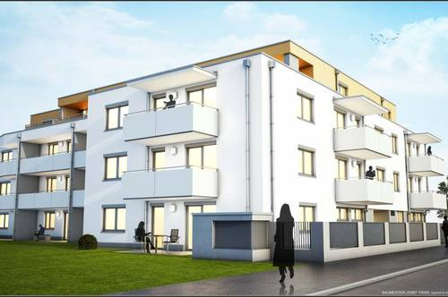Eigentumswohnung mit Loggia in Wr. Neustadt