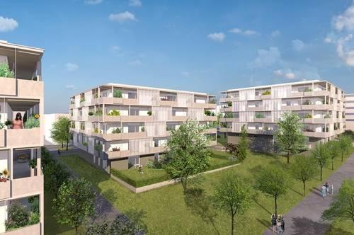 Eigentumswohnung mit Garten in Eisenstadt