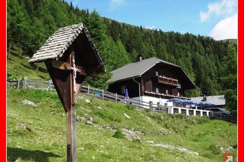 ... in Traum-Lage: Ihr Familiensitz in 1.700 m .., über dem Drautal - 1864