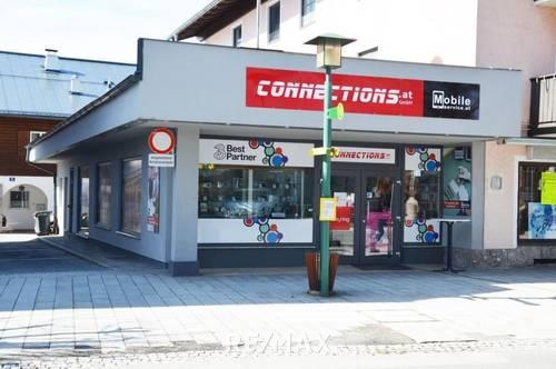 """Ganz """"easy"""" 4,5% Rendite - Geschäftslokal im Zentrum von Neumarkt am Wallersee"""