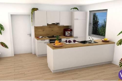 Erstbezug! 3-Zimmer-Wohnung mit Terrasse in Trautmannsdorf ...!