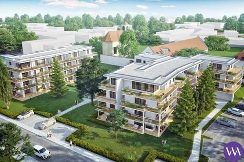 Traumhafte Neubauwohnung mit 2 Terrassen ...!