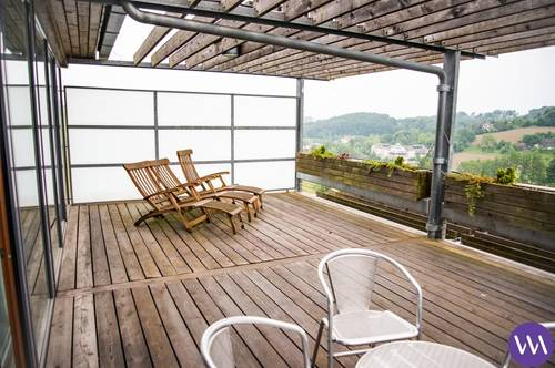 Sofort beziehbar! Herrliches Apartment mit Terrasse in Loipersdorf ...!