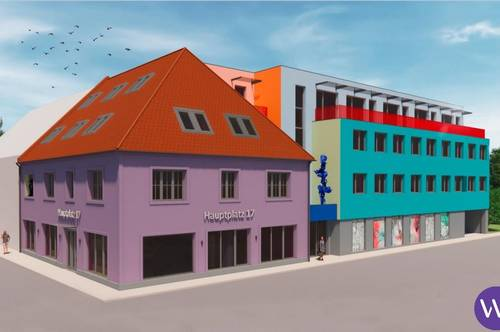 Sehr gut eingeteilte Büroräume mit Balkon im Zentrum von Feldbach ...!