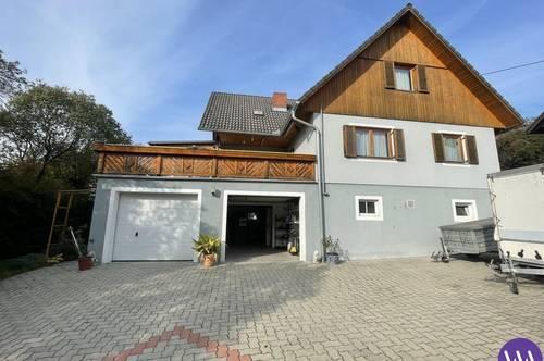 Attraktives Einfamilienhaus in zentraler Lage in Brodersdorf ...!