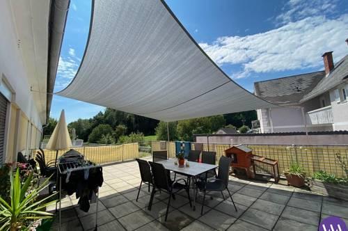 Sonnige Familienwohnung in Trautmannsdorf ...!
