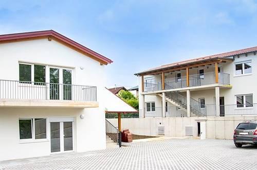 Wundervolle Erstbezugswohnung mit Balkon in zentraler Lage ...!