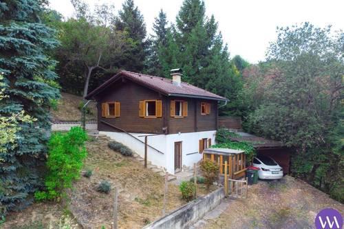 Wohnhaus in idyllischer Lage in Fladnitz im Raabtal ...!