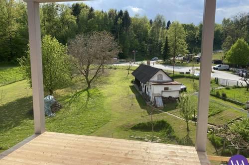 Sanierte Mietwohnung mit Balkon in Trautmannsdorf ...!