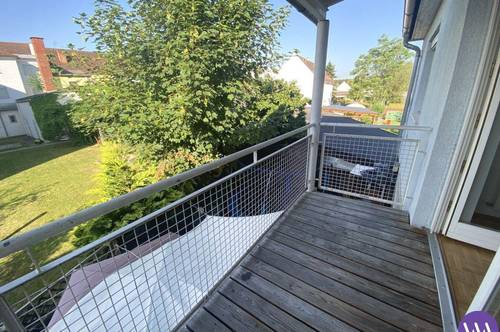 Helle Mietwohnung mit Balkon im Herzen von Feldbach ...!
