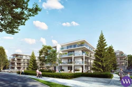 Provisionsfrei Anlegerwohnung mit Grünfläche in Fürstenfeld ...!