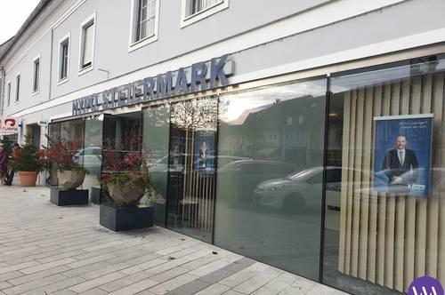 Charmante Geschäftsräumlichkeit am Hauptplatz Feldbach ...!