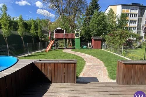 Wunderschöne Maisonetten-Wohnung mit Garten in Graz- Geidorf ...!