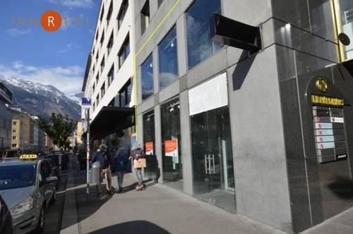 Geschäftslokal / STORE / BOTIQUE  in hoher Frequenzlage des Innsbrucker Zentrums