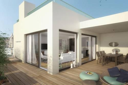 Luxuriöses Penthouse in exklusiver Lage ++ 3-Zimmer mit großer Dachterrasse