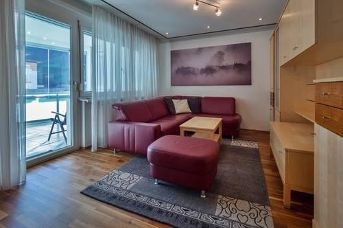 4-Zimmer-Wohnung mit Wintergarten