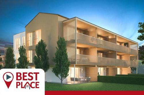 Zwei Zimmer Neubau Wohnung in Lendorf!<br />TOP A14
