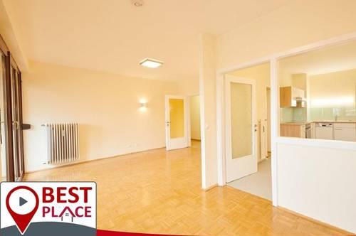 Neu renovierte 3 Zimmerwohnung in Ruhelage und Innenstadtnähe