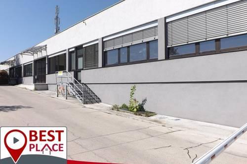 Gewerbeflächen Klagenfurt-Viktring ab 220 bis 440 m²