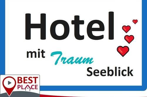 Hotel mit herrlichem TraumBlick über bekannten Kärntner See - zum verlieben!
