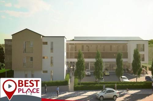 Neubau-Geschäftsflächen für Ordination, Dienstleister udgl in Klagenfurt-Lendorf