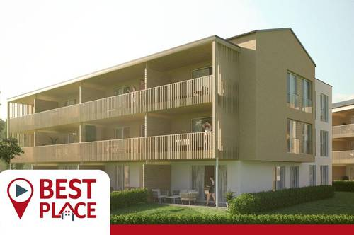 4 Zimmer Neubau Wohnung mit großem Balkon in Lendorf!<br />TOP B14
