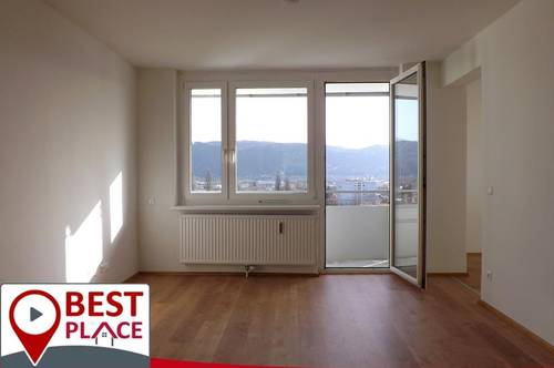 2 Zimmer Wohnung mit Fernsicht