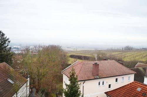 Über den Dächern von Kirchberg