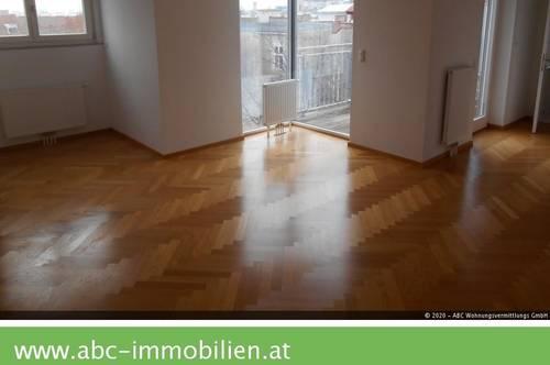 sonnige 2 Zimmer Dachterrassenmaisonette mit Fernblick