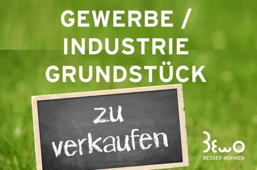 Gewerbe-und Industriegrundstück - Graz Liebenau - teilbar