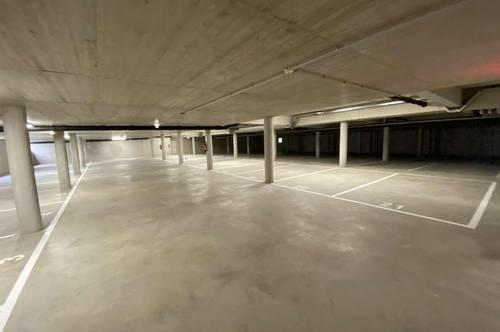 Tiefgaragen Parkplatz in Neubau Nähe Straßganger Bad, Martinhofstraße zu vermieten