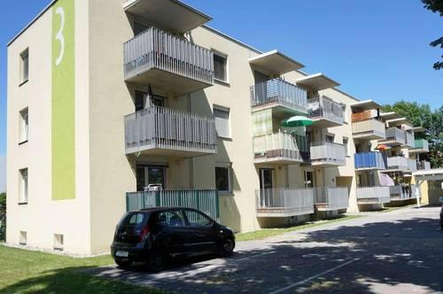 2 Zimmer Wohnung mit Balkon in moderner Anlage in Graz-Puntigam!