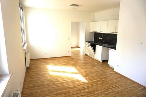 Sanierte zentrale 2-Zimmer Wohnung nähe Hilmteich!