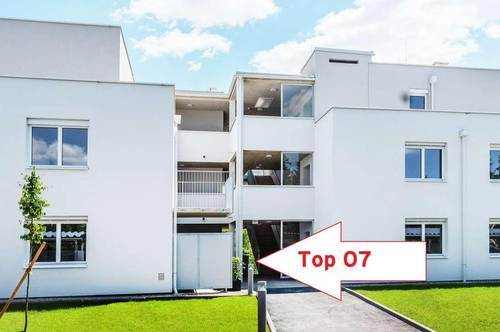 Anlegerwohnung: 2 Zi-Neubau mit Terrasse Nähe LKH