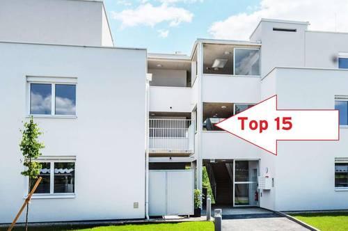 Anlegerhit nur 7 Minuten vom LKH: 2 Zimmerwohnung - Graz Ries - NEUBAU