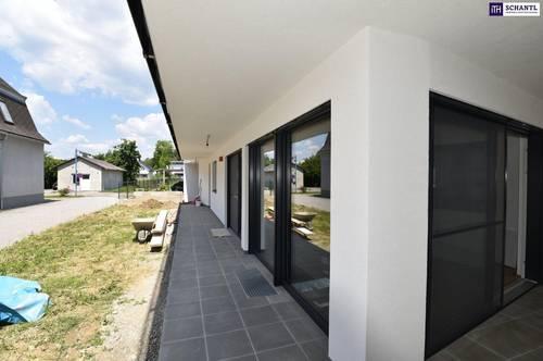 EINFACH GENIAL! Lichtdurchflutete 80 m² Wohneinheit + TOP AUSSTATTUNG + Garten + Terrasse! Inkl. Carport + Keller! NICHT ZÖGERN!